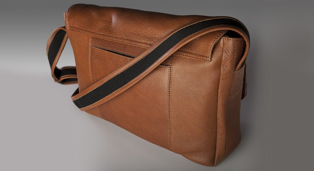 messenger Leather bag