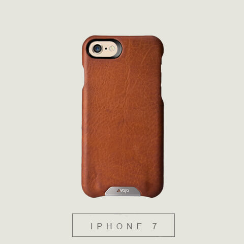 iPhone 7 Grip Leather case