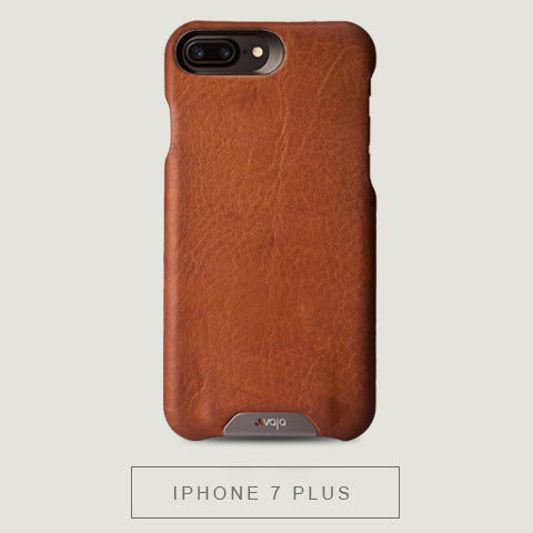 iPhone 7 Plus Grip Leather case