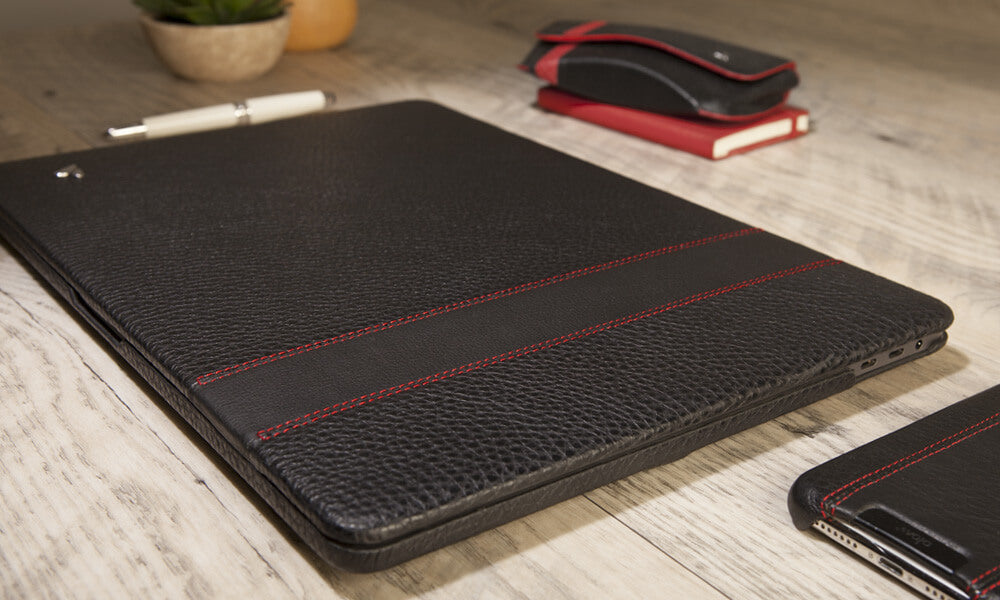 Mac Book Pro 16 Suit Leather Case