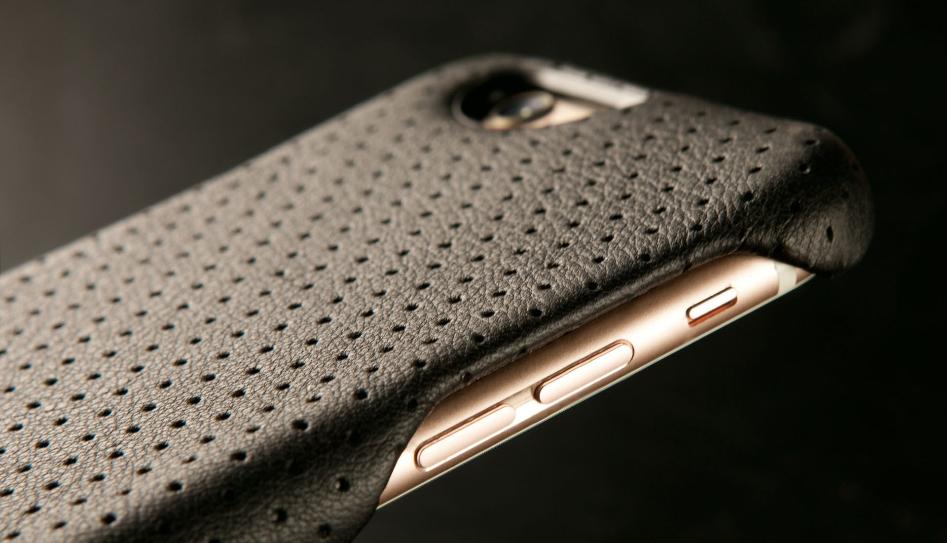 Grip Piqué - iPhone 6/6s Premium Leather Case