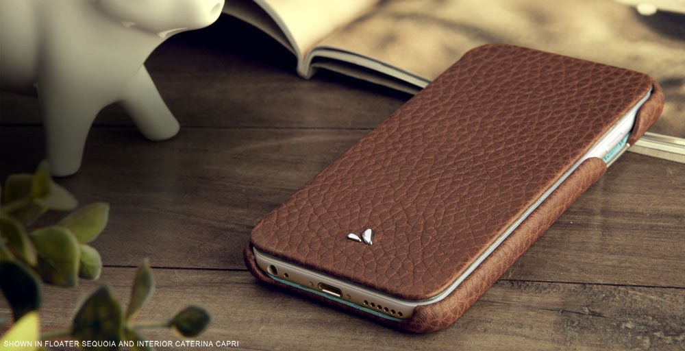 Slim & Smart iPhone 6/6s Leather Case