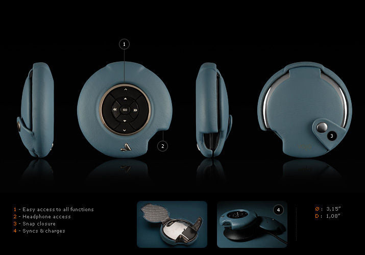 Bang & Olufsen BeoSound 2 ivolution Suit