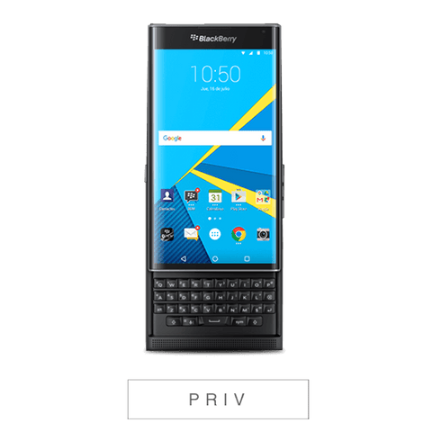 BlackBerry Priv Leather Cases