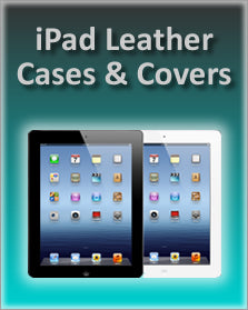 iPad Leather Cases and Covers