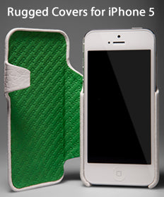 Rugged Covers For iPhone 5