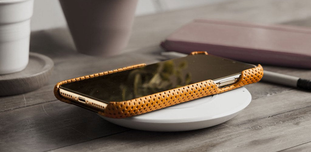 Get Your Own Luxurious Vaja Leather Case for your iPhone X