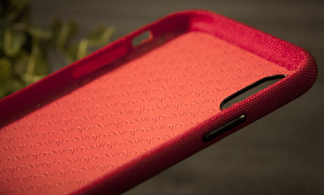 Cordura Grip iPhone Xr Fabric Case
