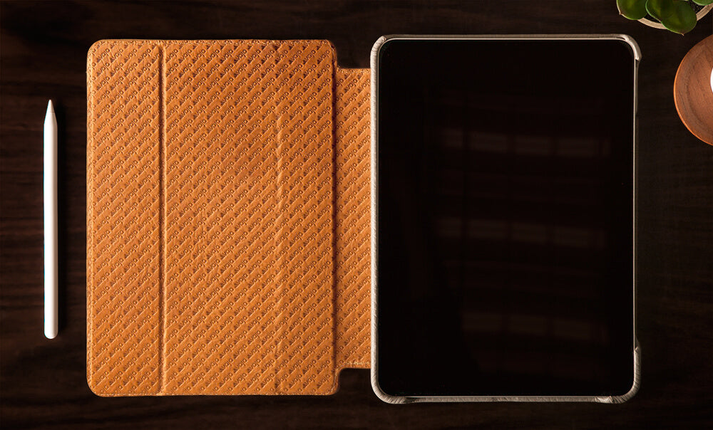 Custom Libretto  iPad Pro 12.9 Leather Case