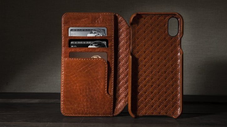 newest fef34 716ae Finding the Best iPhone 8 Leather Case - Look No Further Than Vaja Cases