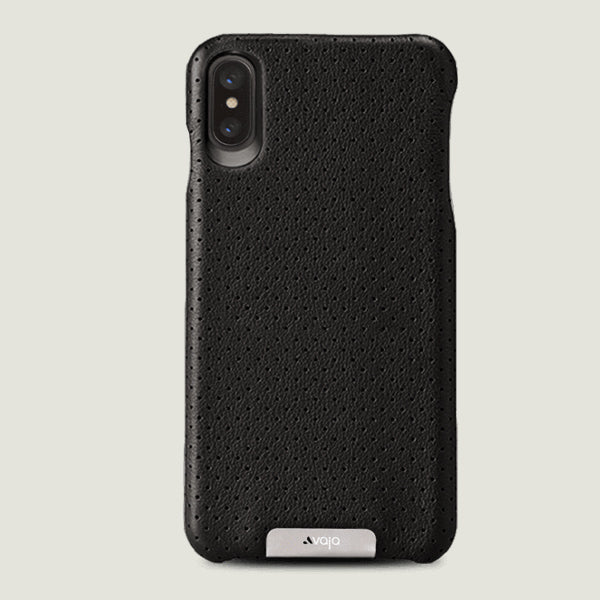 Grip - iPhone X Leather Case
