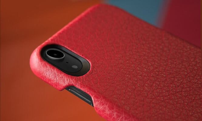 Grip iPhone Xr Leather Case
