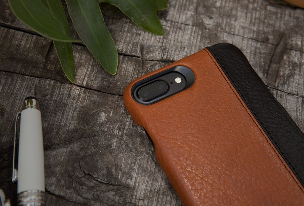 Grip LP for iPhone 8 Plus Leather Cases