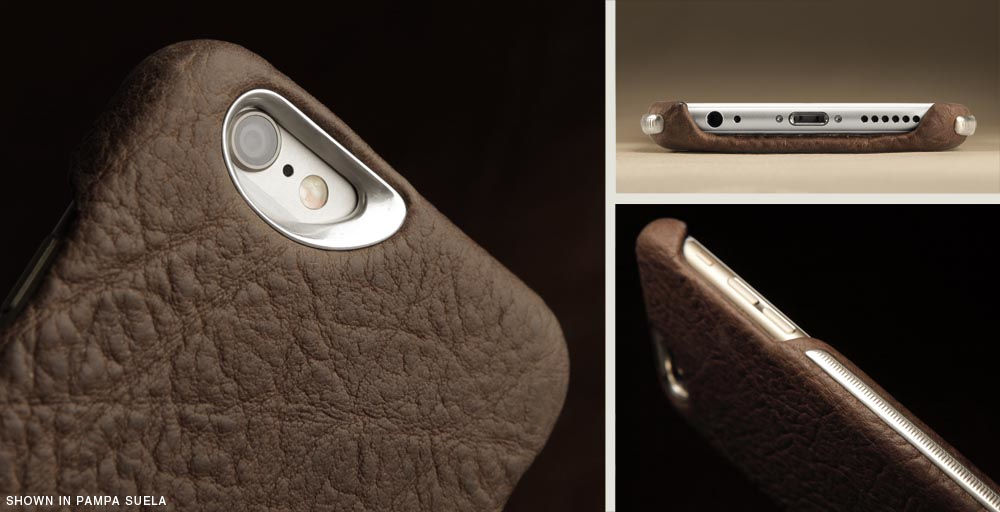 Unique iPhone 6/6s leather case