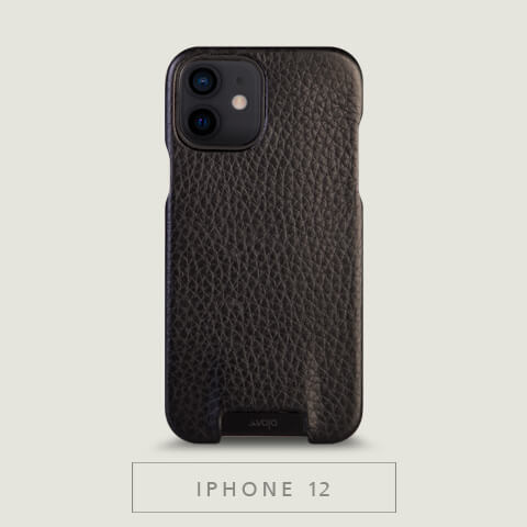 iPhone 12 Leather Cases