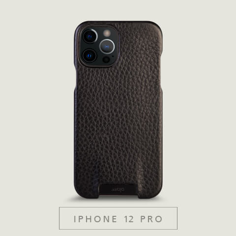 iPhone 12 Pro Leather Cases