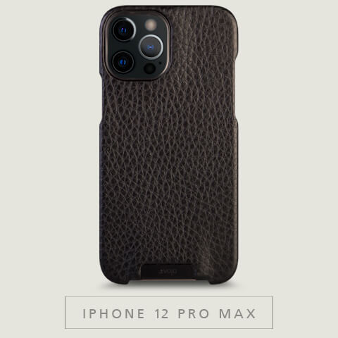 iPhone 12 Pro Max Leather Cases
