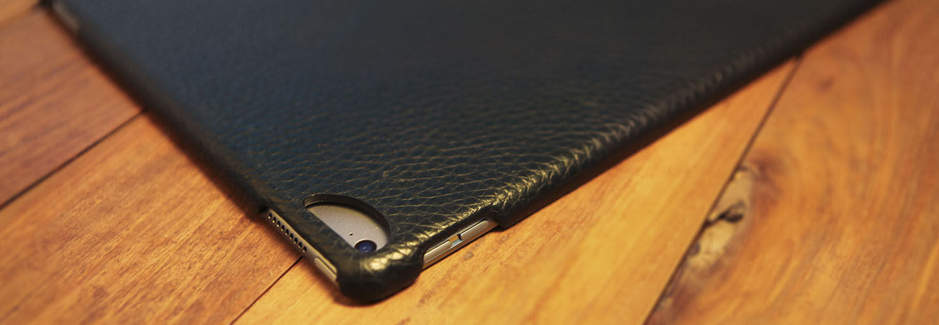 Vaja iPad Pro 12.9'' Leather Case