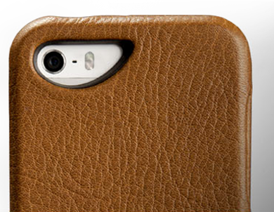 Premium Leather iPhone SE Cases