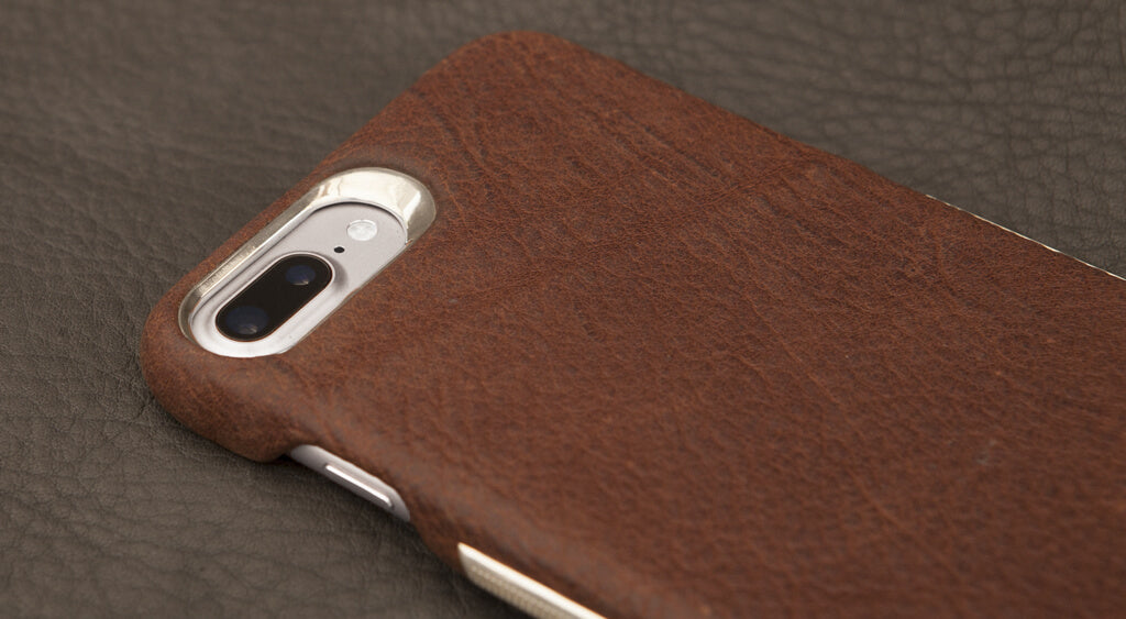 Grip iPhone 7 Leather case