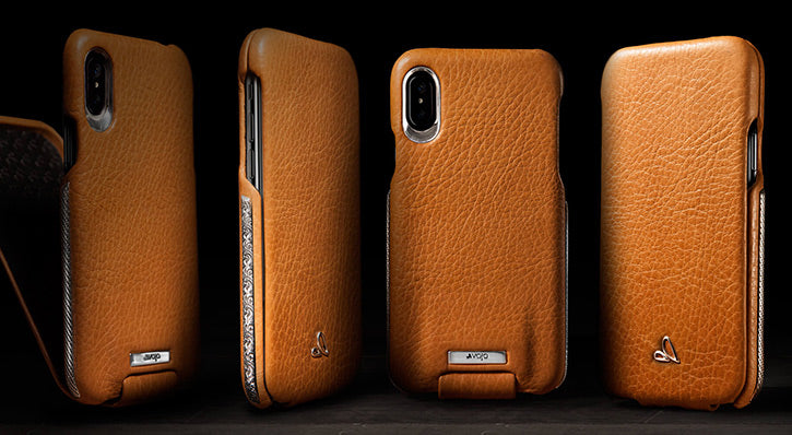 Beautiful Leather Cases for Your iPhone