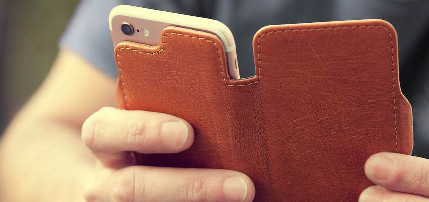 Leather iPhone 8 Case - Nuova Pelle