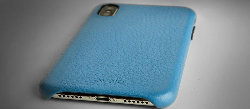 iPhone Leather Case - Slim Grip