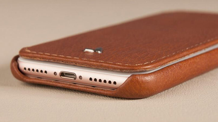 Customize your iPhone leather case