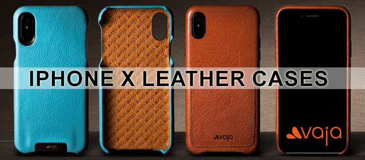 quality design 1fa9d 183d5 Top 5 new features of the iPhone X - Luxury iPhone X Leather Cases ...