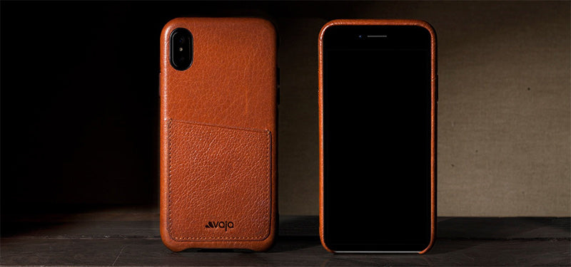 9d474ff18cb8 iPhone X Plus Leather Case - iPhone Xs Leather Case - Almost Ready ...
