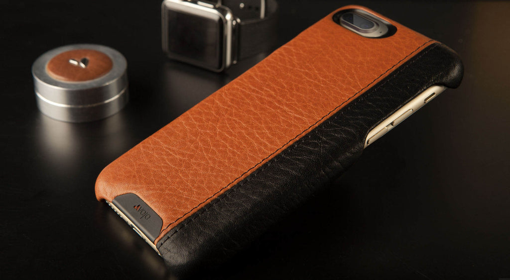 iPhone 7 Plus Grip LP Premium Leather Case