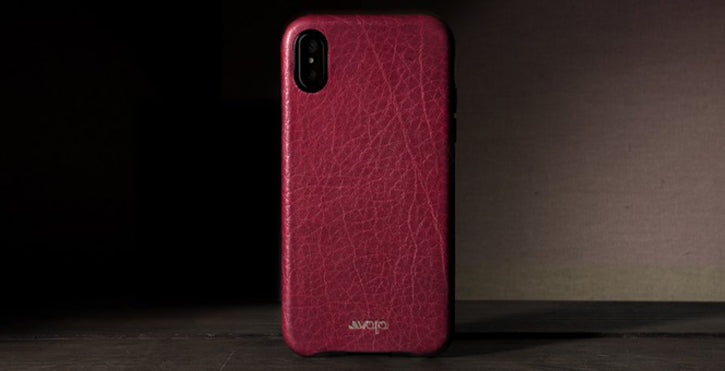 Premium Leather Cases for iPhone X