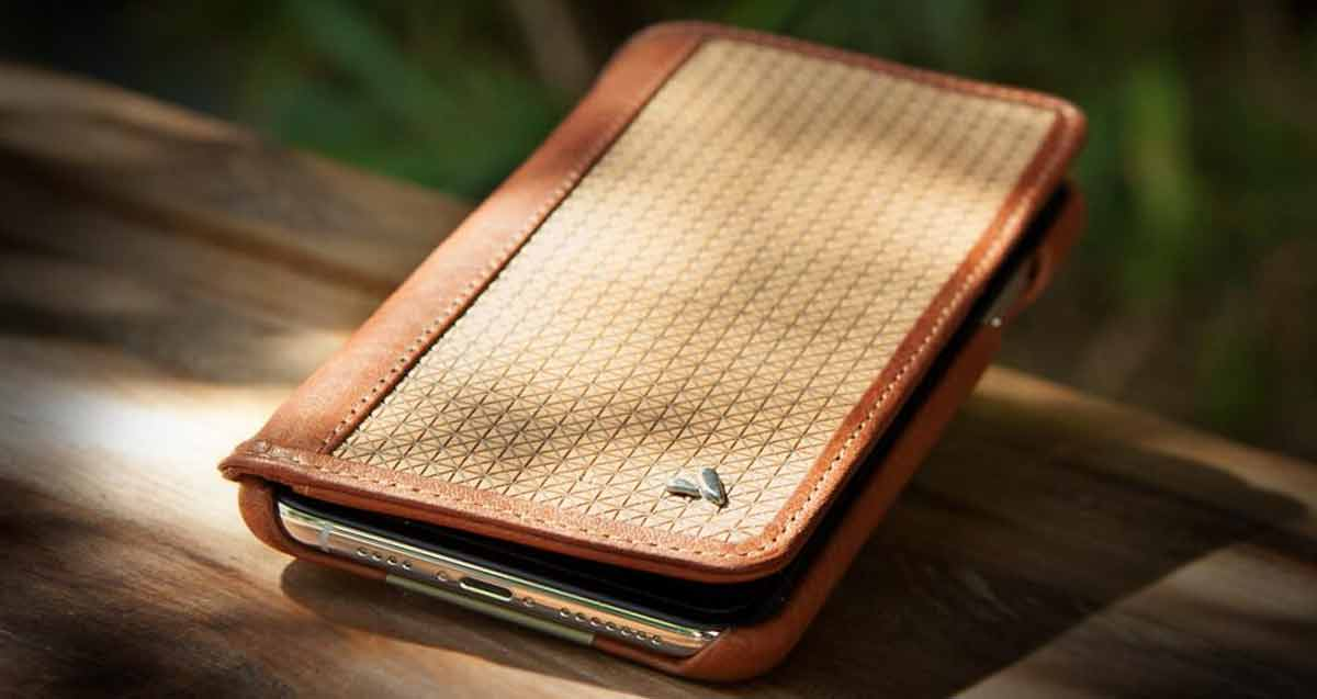 iPhone Ten Wallet - Leather Case