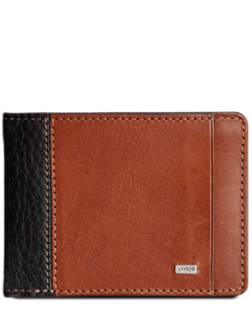 Leather Wallet LP - RFID Protected