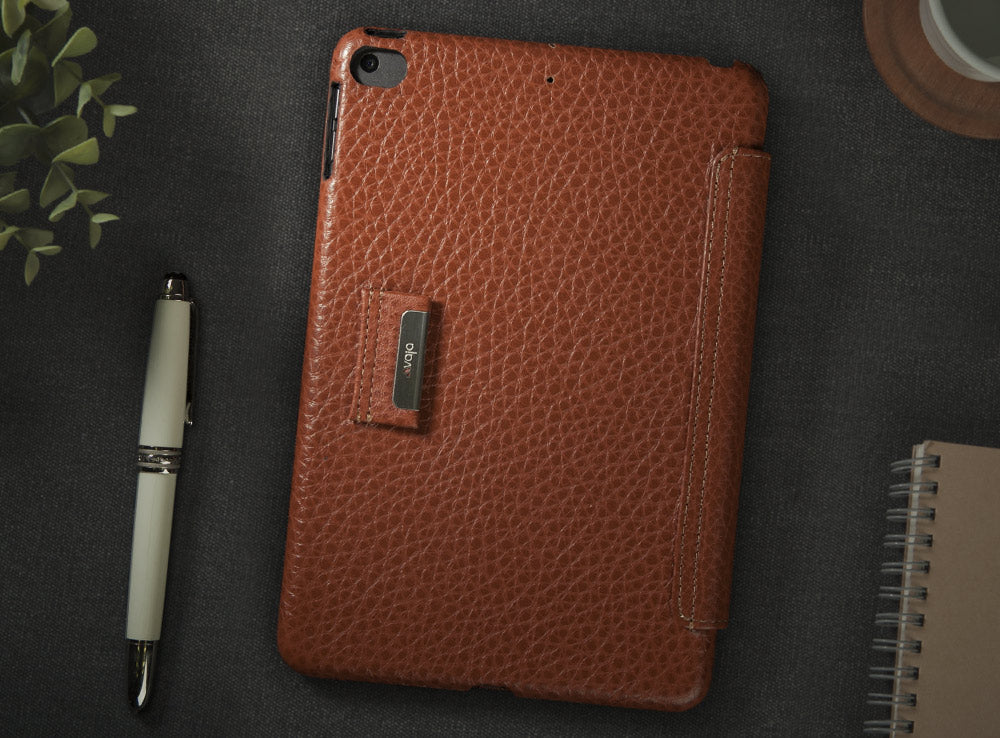 Libretto iPad Mini 2019 Leather Case