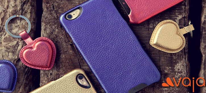 Metallic Leather Phone Cases