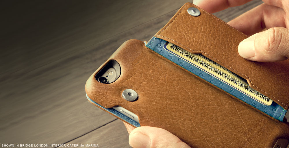 Leather Wallet case for iPhone 6/6s