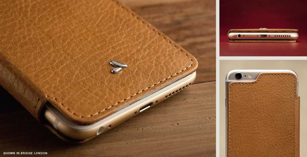 Wrap around iPhone 6/6s Plus Leather Cover
