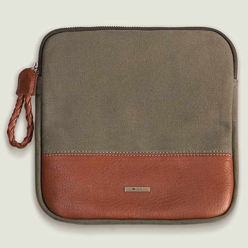 Organizer Leather Pouch
