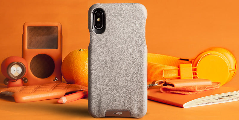 Beautiful premium leather cases for your iPhone X