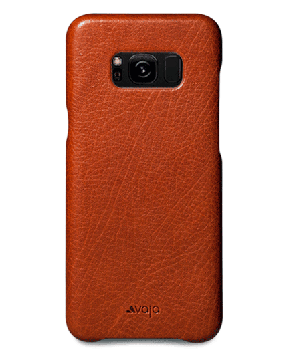 Bridge Saddle Tan - Galaxy S8