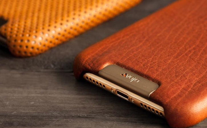 Beautiful Leather iPhone Cases