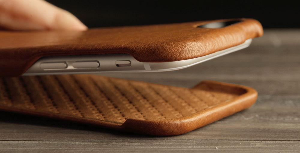Top Flip foriPhone 6/6s Leather Cases