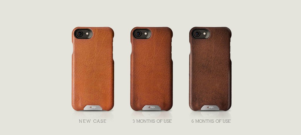Top Case for iPhone 8 Leather Cases