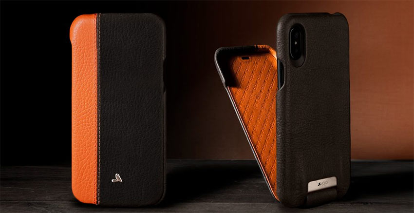 outlet store e0e11 26315 Custom iPhone XS MAX Leather Cases – Make it Yours! - Vaja