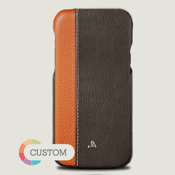 Top LP iPhone X Leather Case