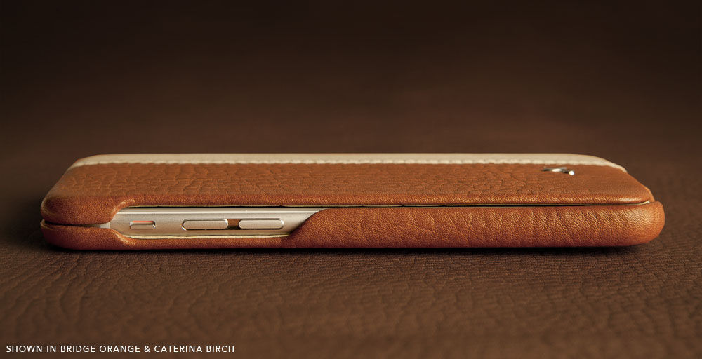 Two-tone iPhone 6/6s Leather Case