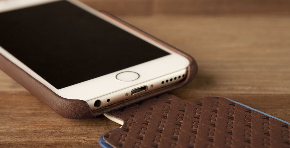Multicolored iPhone 6/6s Leather Case
