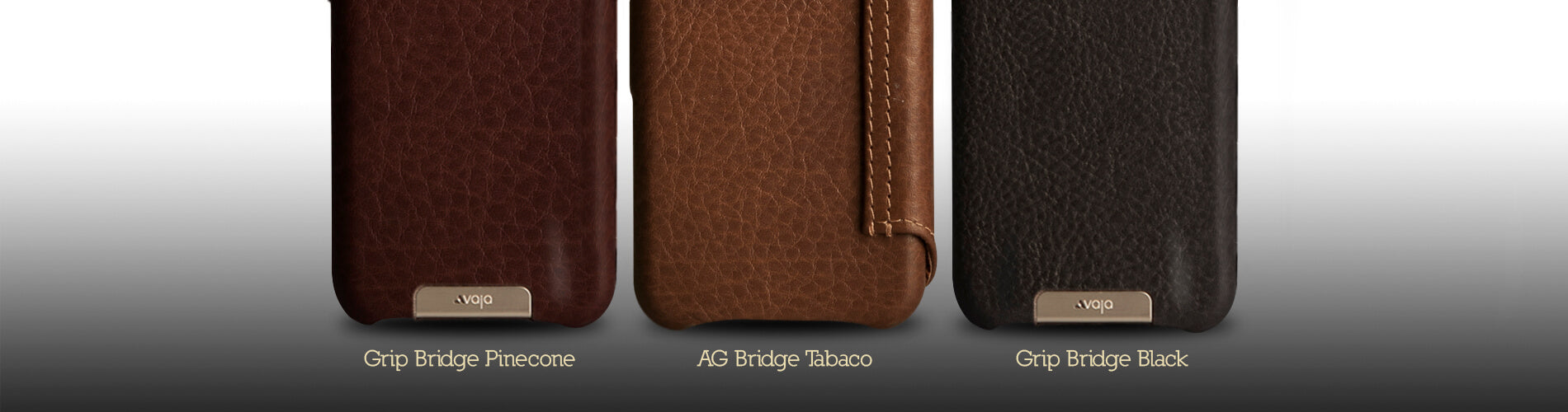 Leather color chart Bridge