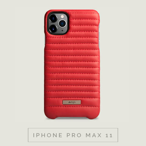 iPhone 11 Pro Max Leather Cases